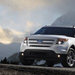 For 2011, Explorer gets a lower profile and better fuel economy