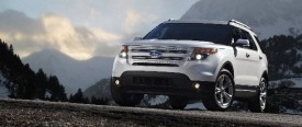 For 2011, Explorer gets a lower profile and improved fuel economy.