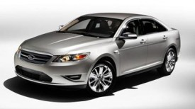 The 2013 Ford Taurus. (Ford Motor Co.)