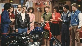"""Happy Days"" cast. (CBS)"
