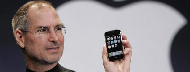 steve jobs early years. steve jobs early years. Apple CEO Steve Jobs showing