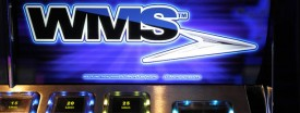 A machine at the headquarters of WMS Gaming, 3401 N. California. (Phil Velasquez/Chicago Tribune)